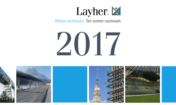 Kalendarz Layher 2017