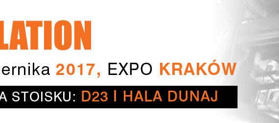 4Insulation, EXPO Kraków 11-12.10.2017