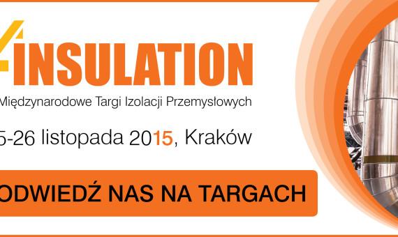 Targi 4Insulation – już wkrótce!