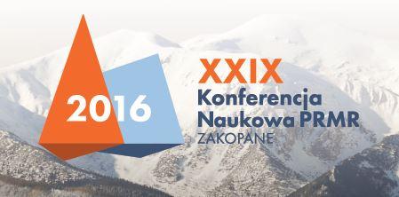 XXIX Konferencja – 25-27.01.2016