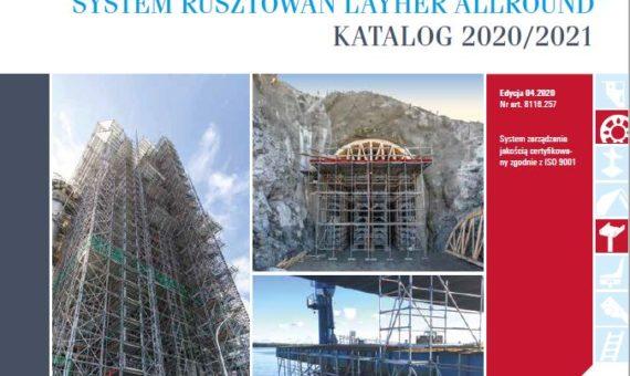 Katalog Allround 2020/2021 dostępny, pozostałe wkrótce