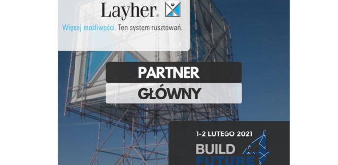 Layher Partnerem Build4Future